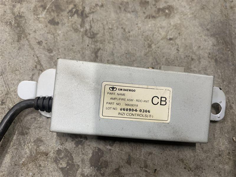 Антенна Chevrolet Captiva C100 C100 Z20S 2010 (б/у)