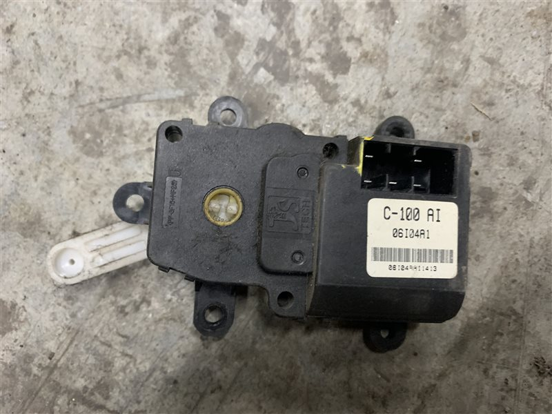 Заслонка отопителя Chevrolet Captiva C100 C100 Z20S 2010 (б/у)