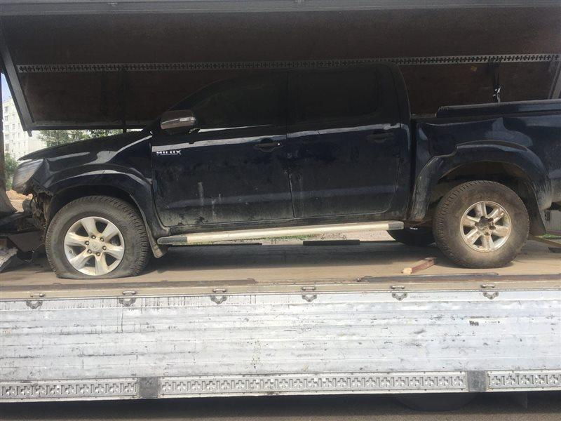 Авто на разбор Toyota Hilux Pick Up 2010-2015 KUN25L 2KD-FTV 2015 (б/у)