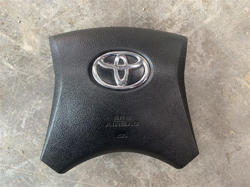 Подушка безопасности в рулевое колесо Toyota Hilux Pick Up 2010-2015 KUN25L 2KD-FTV 2015 (б/у)