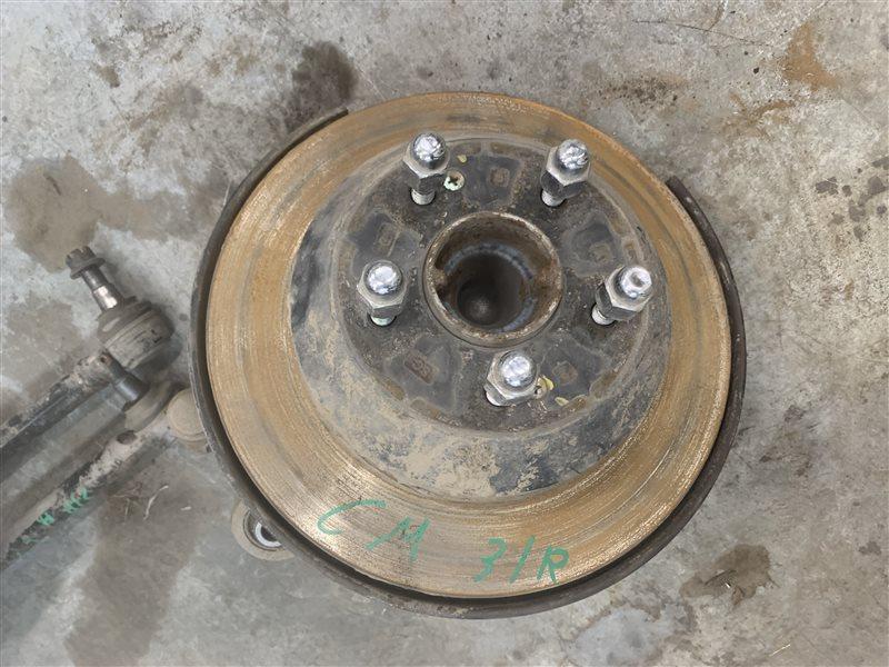 Ступица Hyundai Santa Fe Cm CM G4KE 2011 задняя правая (б/у)