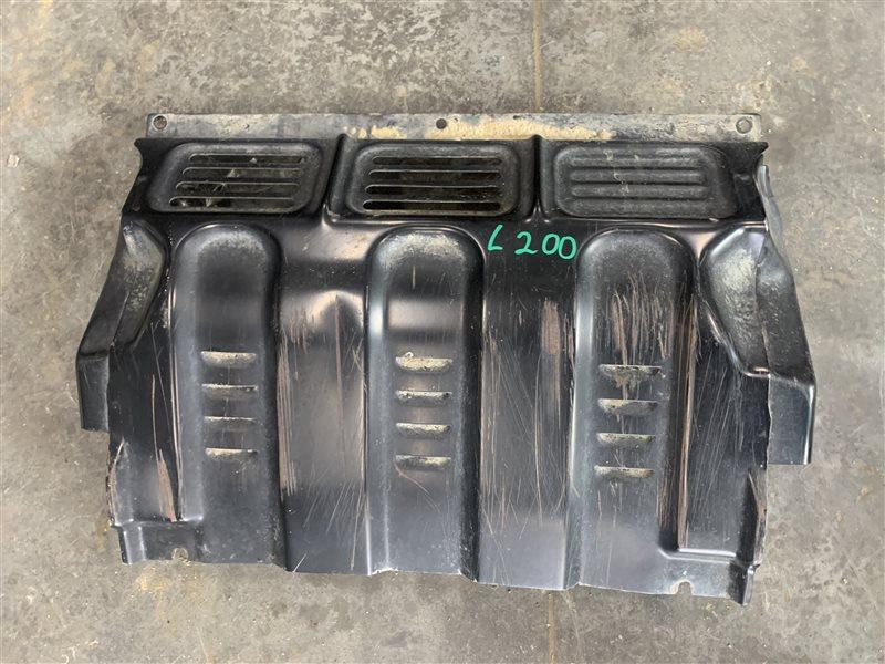 Защита двигателя Mitsubishi L200 Kb4T KB4T 4D56 2014 (б/у)