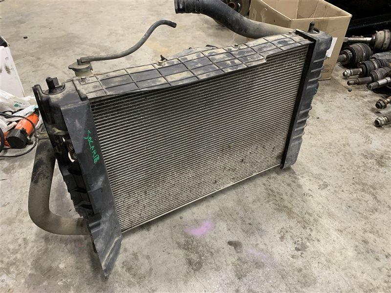 Радиатор основной Hyundai Solaris RB G4FC 2013 (б/у)