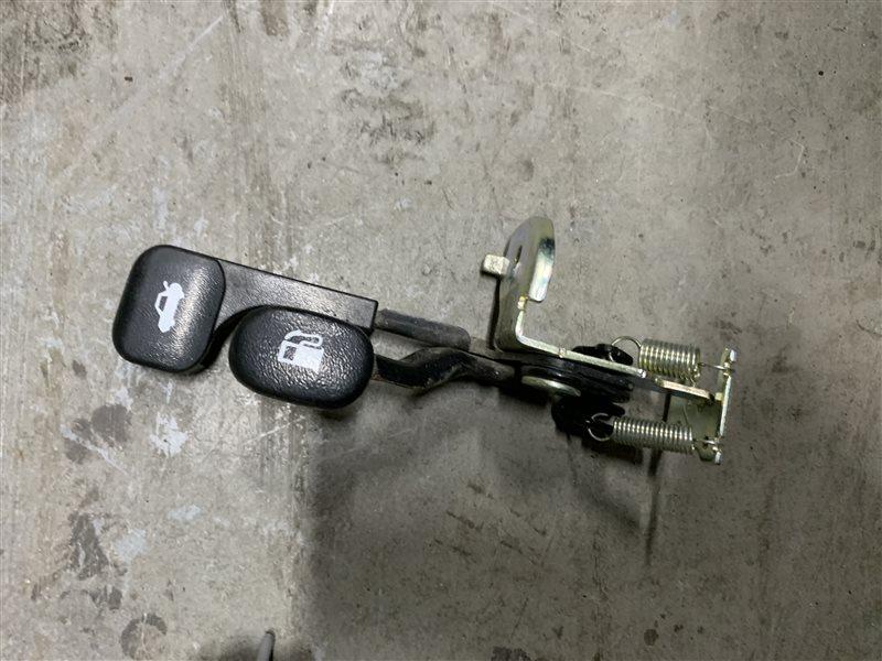 Механизм открывания топливного бака Hyundai Solaris RB G4FC 2013 (б/у)