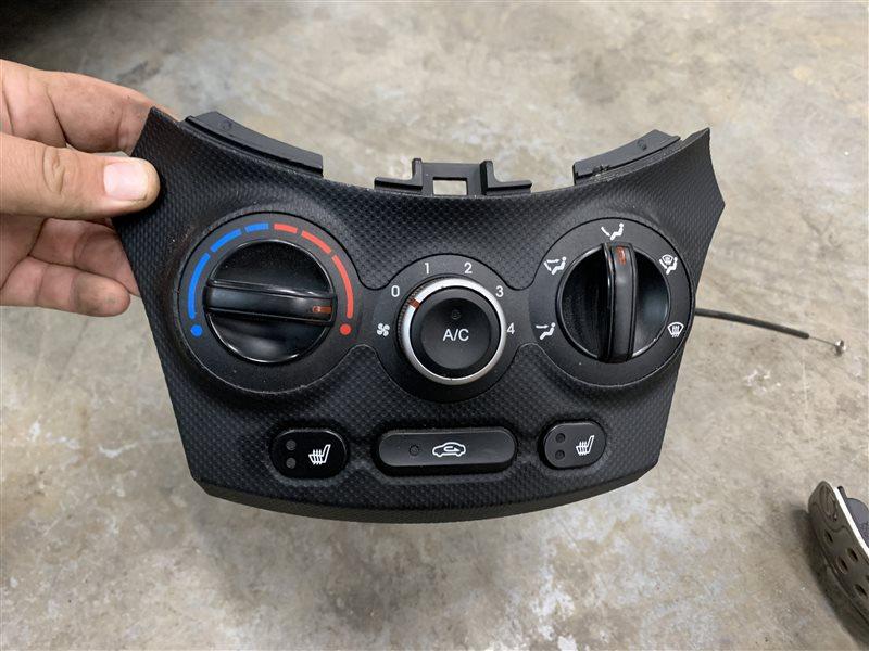 Блок управления климат контролем Hyundai Solaris RB G4FC 2013 (б/у)