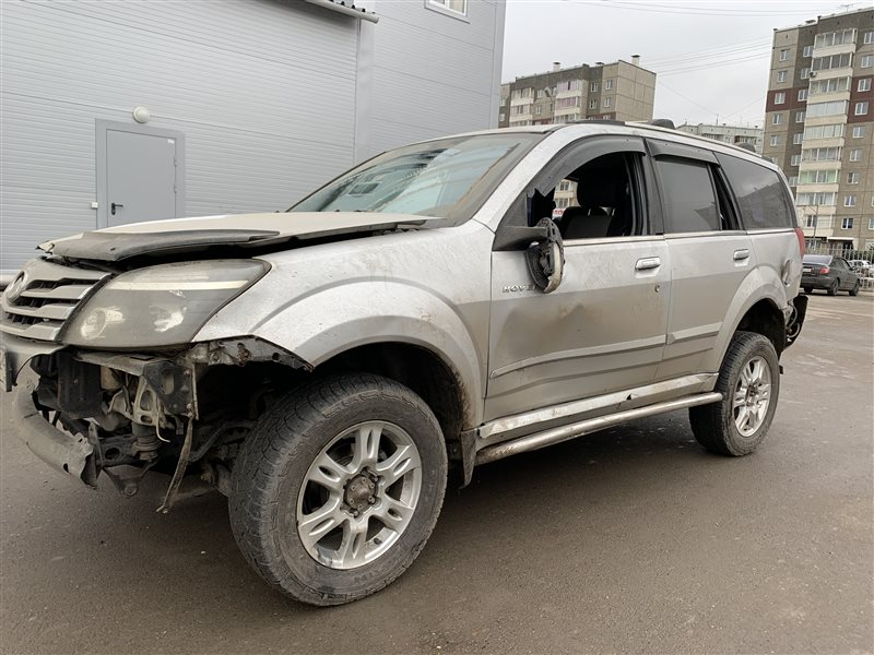 Авто на разбор Great Wall Hover H3 H3 4G63S4M 2011 (б/у)
