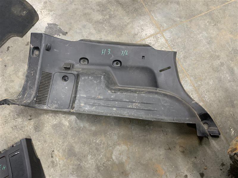 Обшивка багажника Great Wall Hover H3 H3 4G63S4M 2011 задняя левая (б/у)