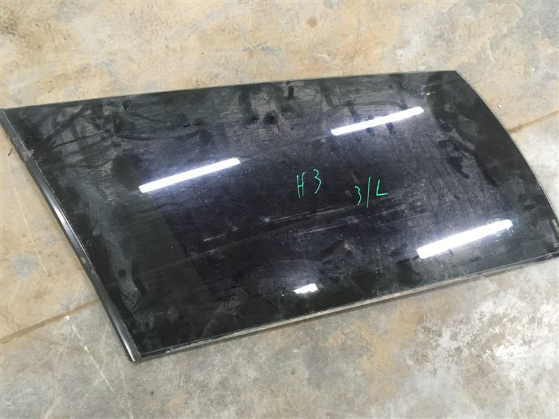 Форточка багажника Great Wall Hover H3 H3 4G63S4M 2011 задняя левая (б/у)