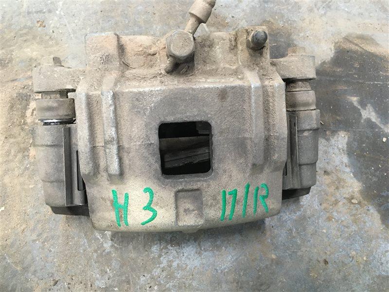 Суппорт Great Wall Hover H3 H3 4G63S4M 2011 передний правый (б/у)