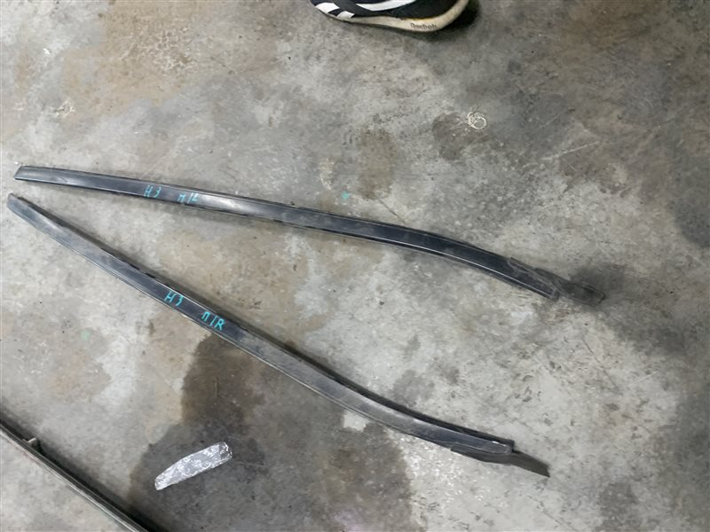 Молдинг лобового стекла Great Wall Hover H3 H3 4G63S4M 2011 левый (б/у)
