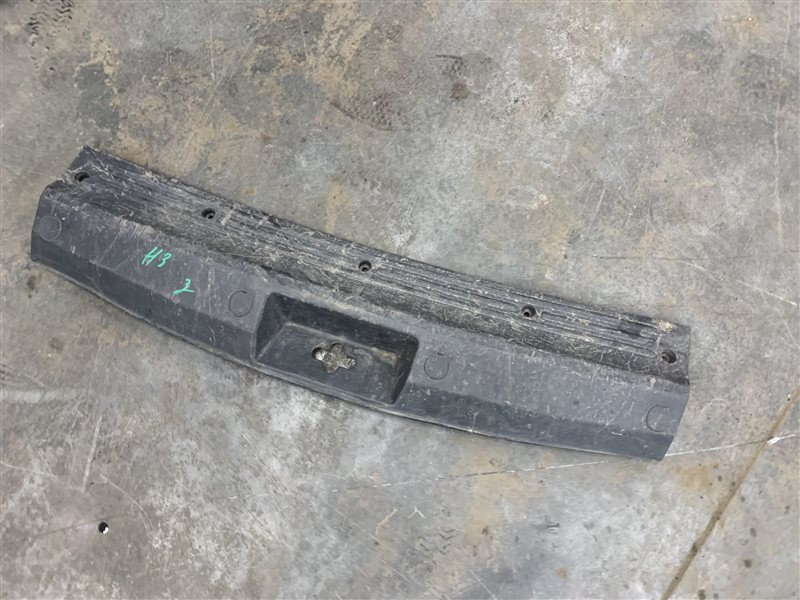 Накладка панели задка Great Wall Hover H3 H3 4G63S4M 2011 (б/у)