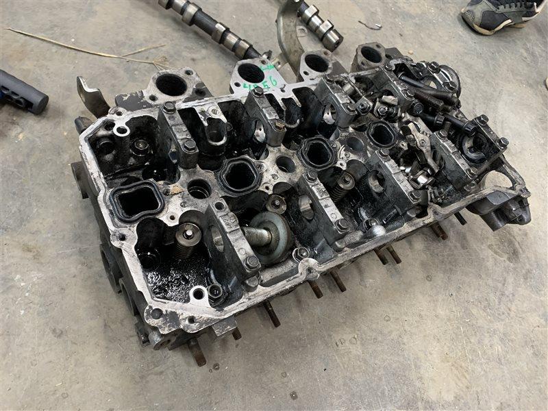 Головка блока цилиндров Mitsubishi L200 Kb4T KB4T 4D56 2014 (б/у)