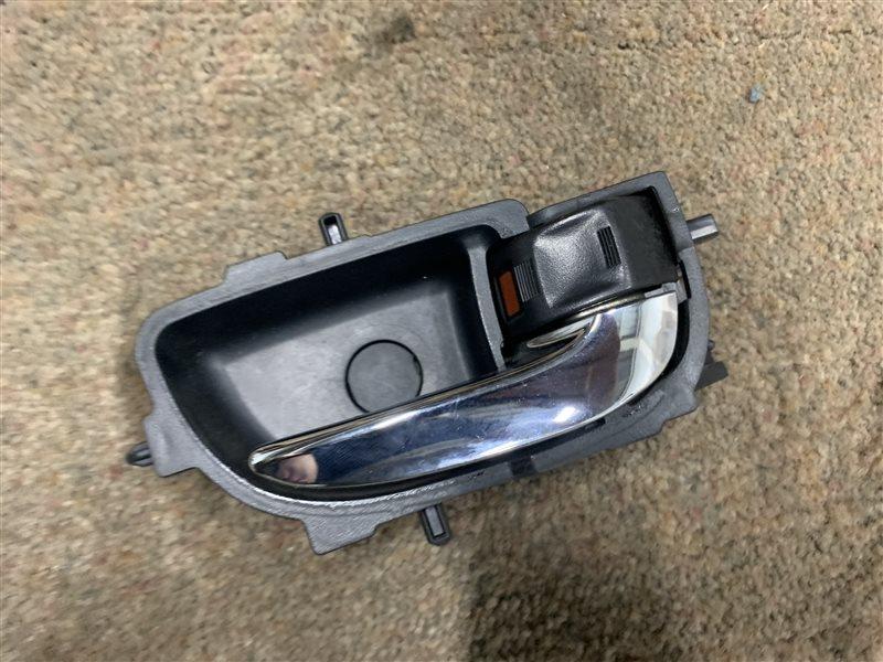 Ручка двери внешняя Toyota Corolla E180 ZRE181 1ZRFE 2013 правая (б/у)