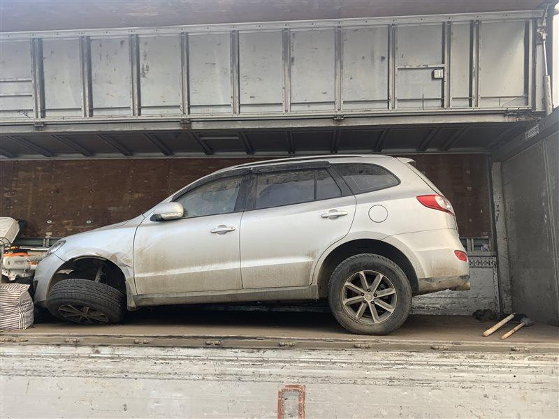 Авто на разбор Hyundai Santa Fe Cm CM G4KE 2010 (б/у)