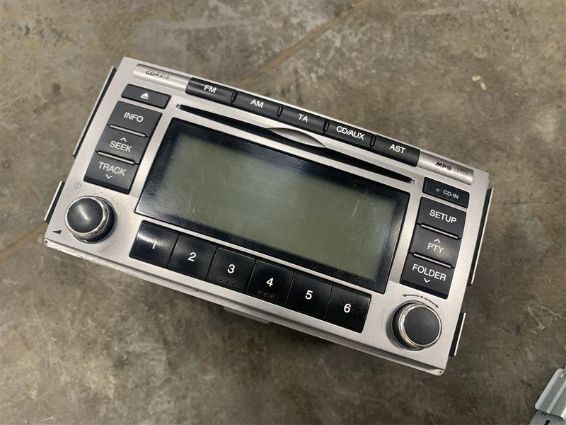 Магнитола Hyundai Santa Fe Cm CM G4KE 2010 (б/у)