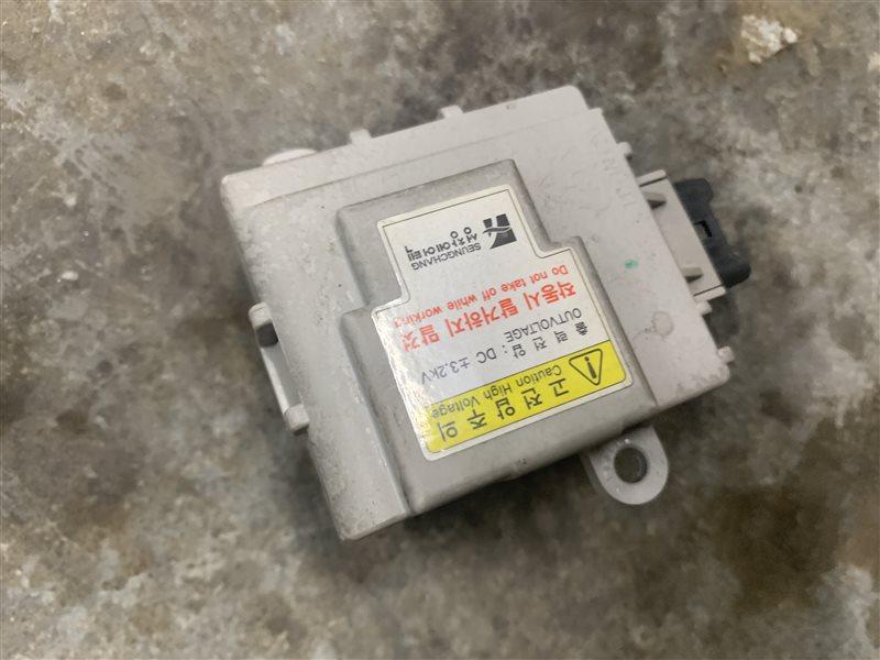 Ионизатор Hyundai Santa Fe Cm CM G4KE 2010 (б/у)