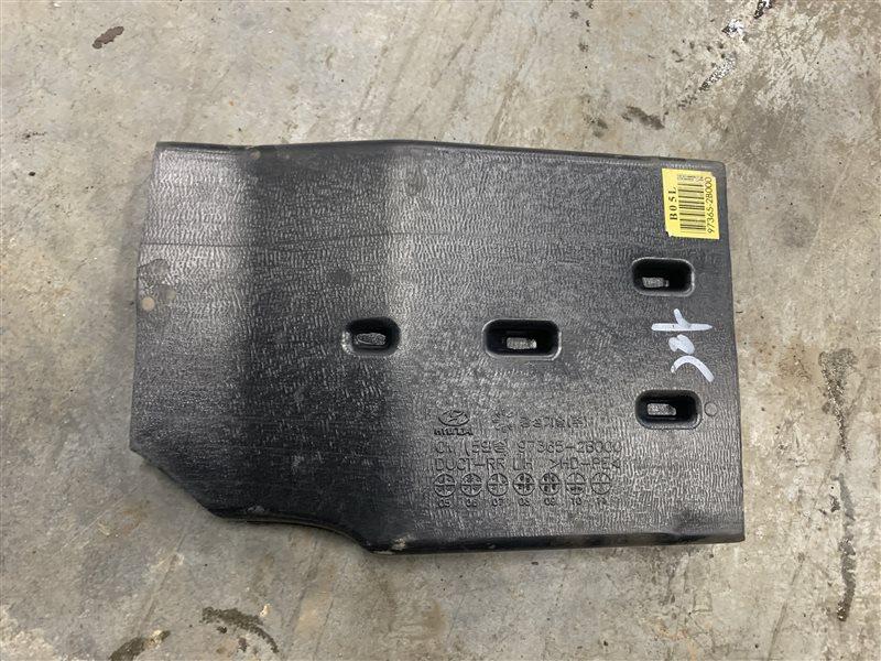Воздуховоды в ноги пассажирам Hyundai Santa Fe Cm CM G4KE 2010 (б/у)