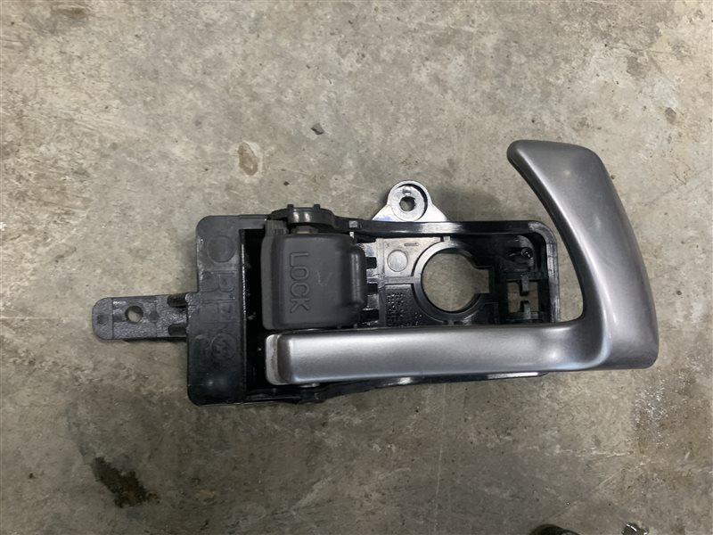 Ручка двери внутренняя Hyundai Santa Fe Cm CM G4KE 2010 задняя правая (б/у)