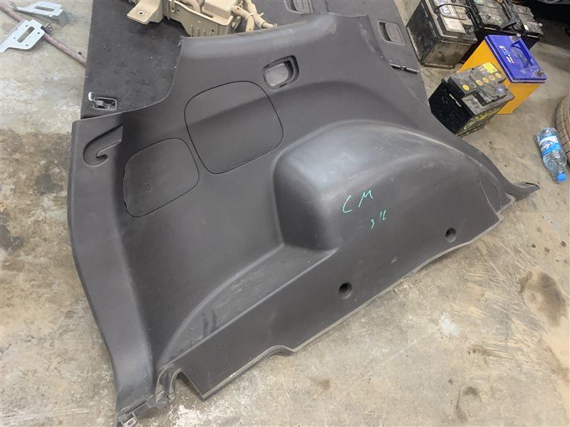 Обшивка багажника Hyundai Santa Fe Cm CM G4KE 2010 задняя левая (б/у)