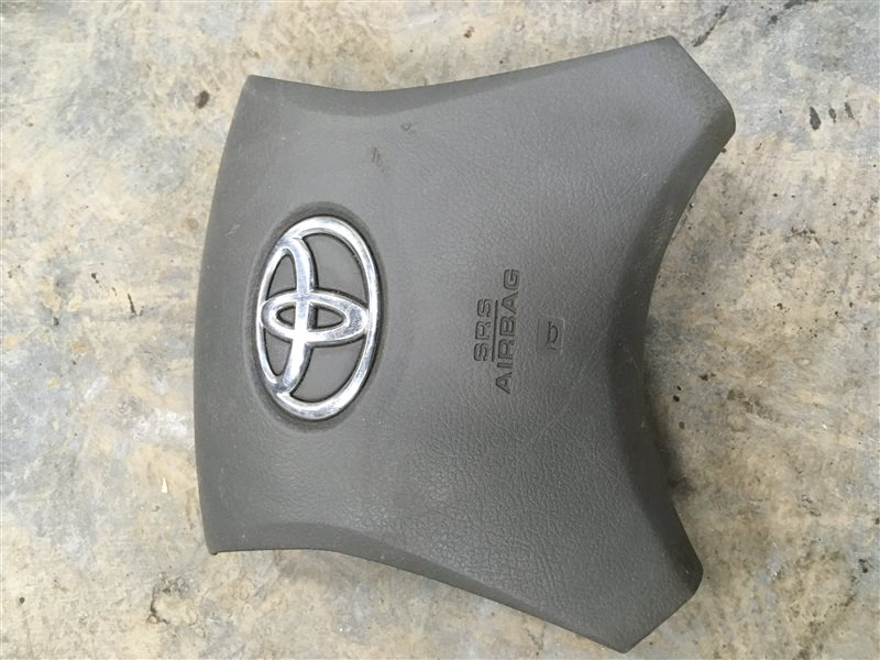 Подушка безопасности в рулевое колесо Toyota Hilux Pick Up 2010-2015 KUN26L 1KD-FTV 2014 (б/у)