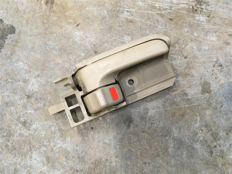 Ручка двери внутренняя Toyota Hilux Pick Up 2010-2015 KUN26L 1KD-FTV 2014 передняя правая (б/у)