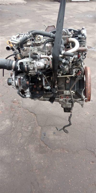 Двигатель Toyota Hilux Pick Up 2015-2020 GUN126L 1GD-FTV 2016 (б/у)