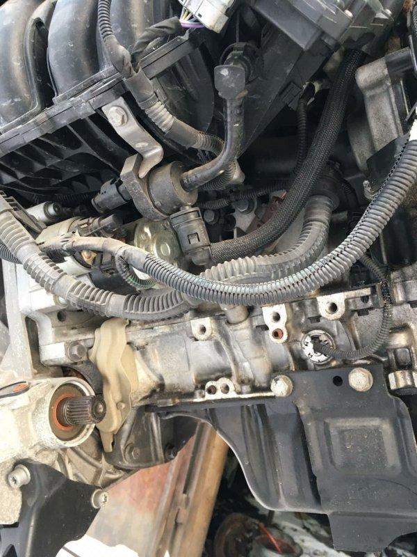 Двигатель Peugeot 308 T7 4A/C EP6 2010 (б/у)