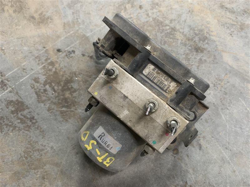 Блок abs Mazda Bt50 UN8F1 WLAA 2008 (б/у)