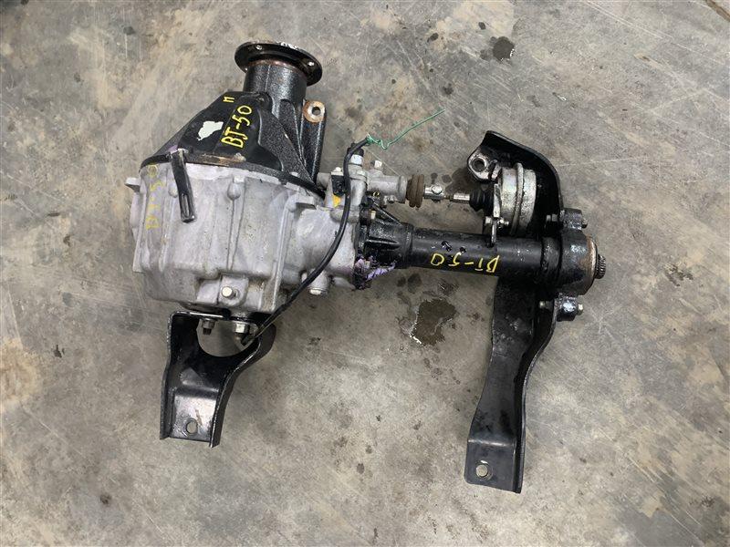 Редуктор Mazda Bt50 UN8F1 WLAA 2008 передний (б/у)