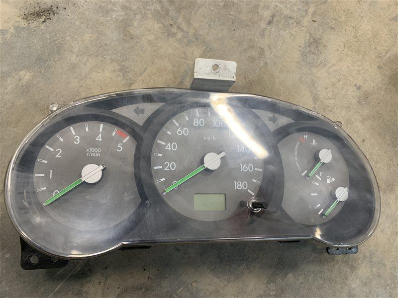 Щиток приборов Mazda Bt50 UN8F1 WLAA 2008 (б/у)