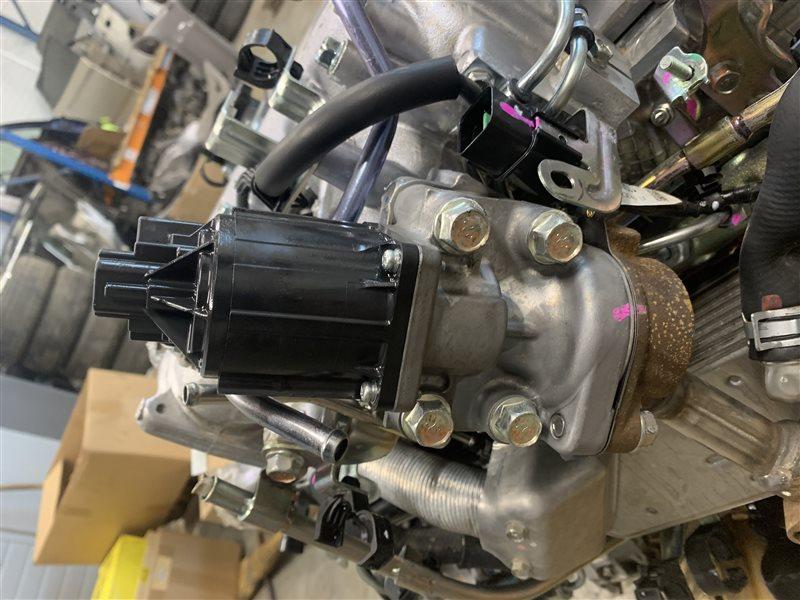 Клапан egr Mitsubishi L200 Kb4T KB4T 4D56 2011 (б/у)