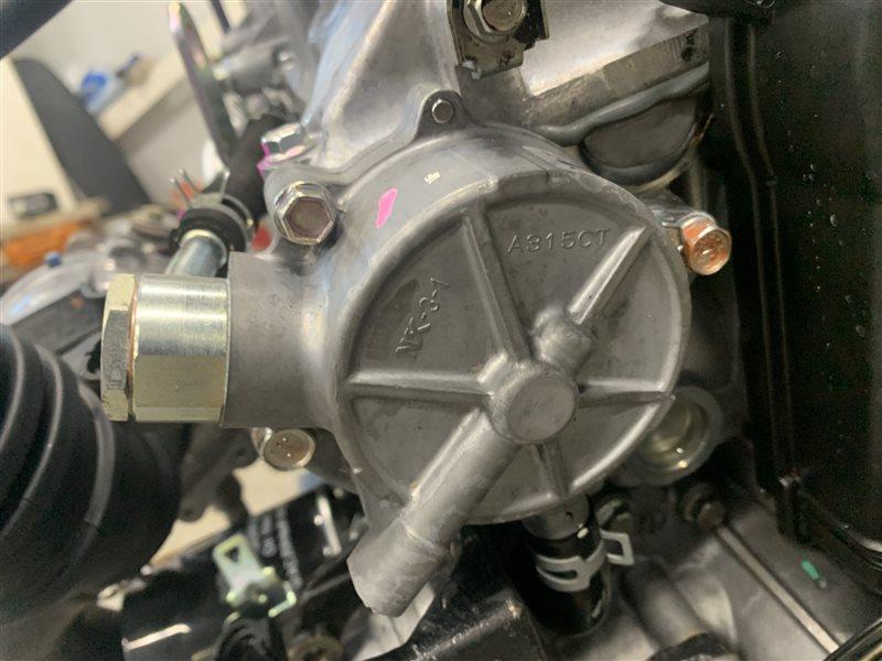 Насос вакуумный Mitsubishi L200 Kb4T KB4T 4D56 2011 (б/у)
