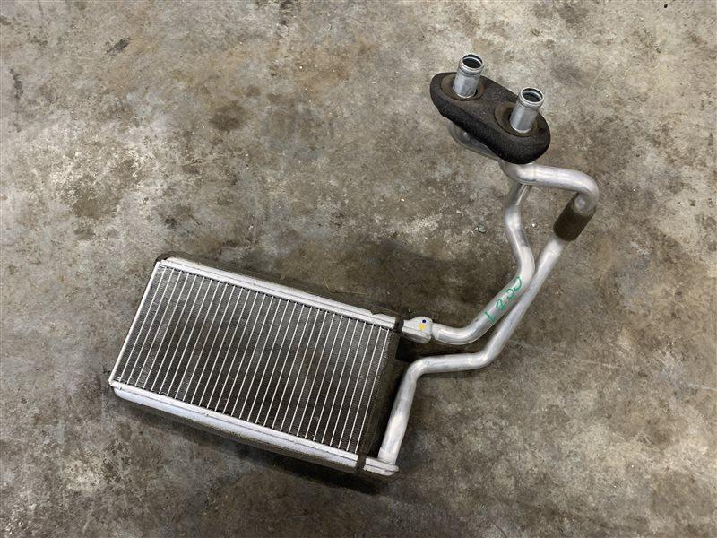Радиатор печки Mitsubishi L200 Kb4T KB4T 4D56 2011 (б/у)