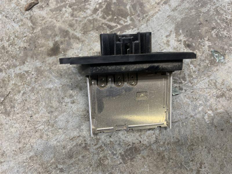 Резистор отопителя Mitsubishi L200 Kb4T KB4T 4D56 2011 (б/у)
