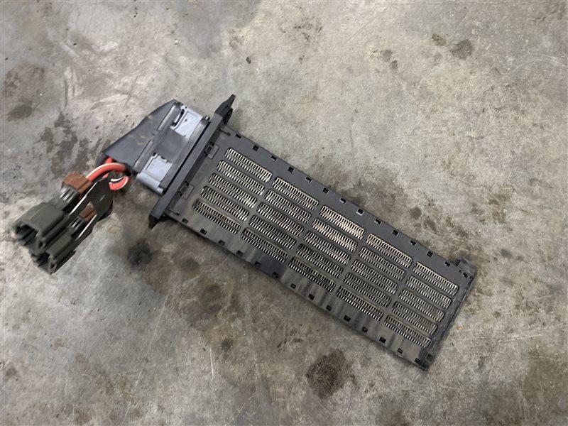 Радиатор отопителя электро Mitsubishi L200 Kb4T KB4T 4D56 2011 (б/у)