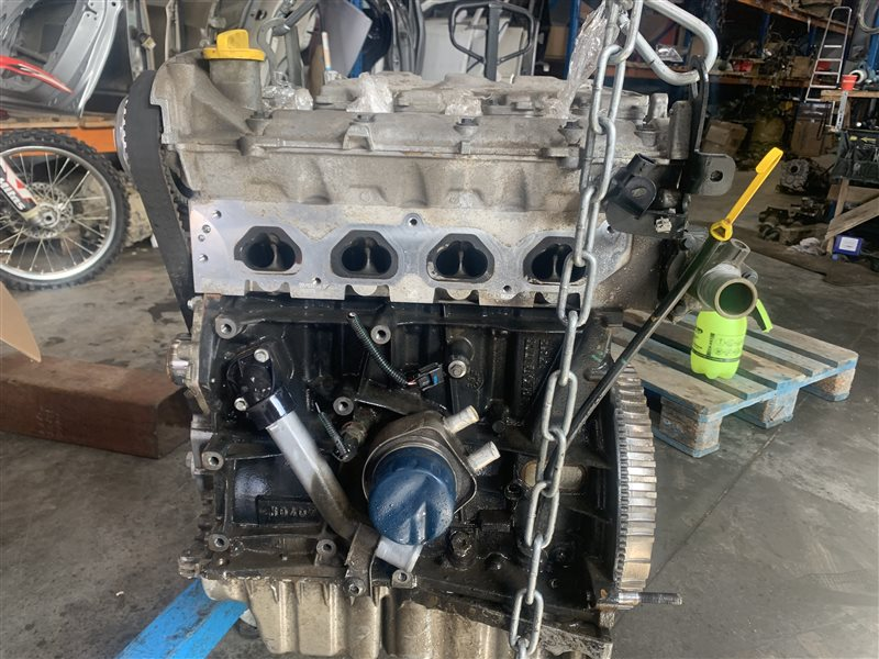 Двигатель Nissan Terrano D10 D10 F4R 2018 (б/у)