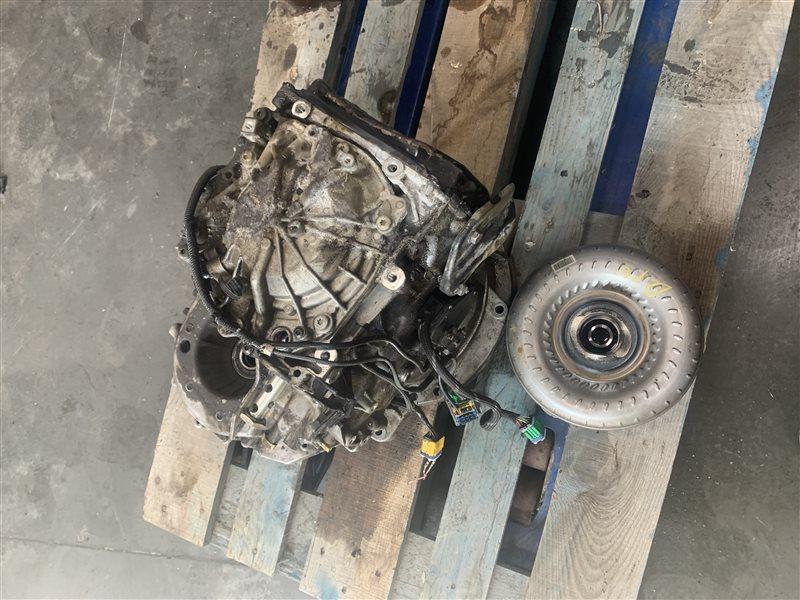 Акпп Nissan Terrano D10 D10 F4R 2018 (б/у)