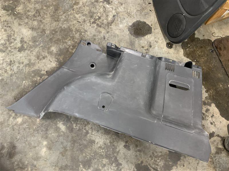 Обшивка багажника Nissan Terrano D10 D10 F4R 2018 правая (б/у)