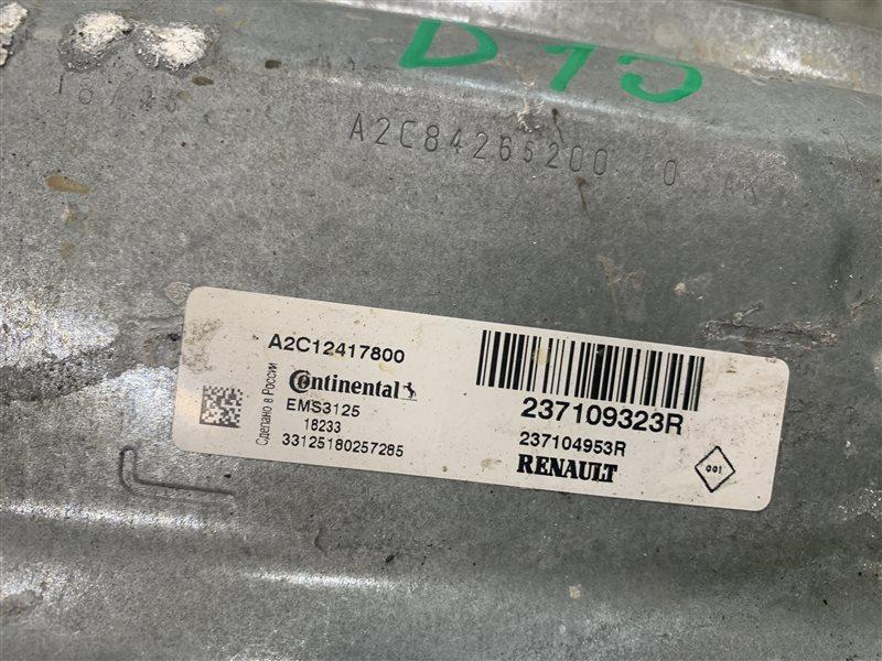 Блок управления двигателем Nissan Terrano D10 D10 F4R 2018 (б/у)