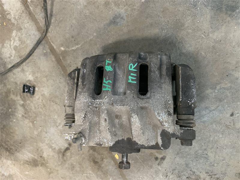 Суппорт тормозной Great Wall Hover H5 H5 GW4D20 2013 передний правый (б/у)
