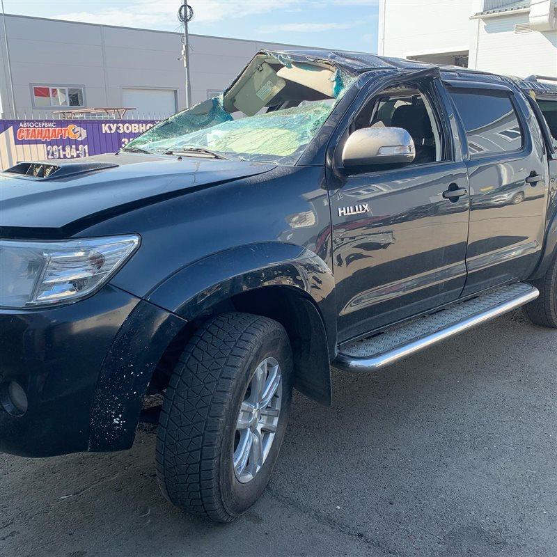Авто на разбор Toyota Hilux Pick Up 2010-2015 KUN25L 2KD-FTV 2014 (б/у)