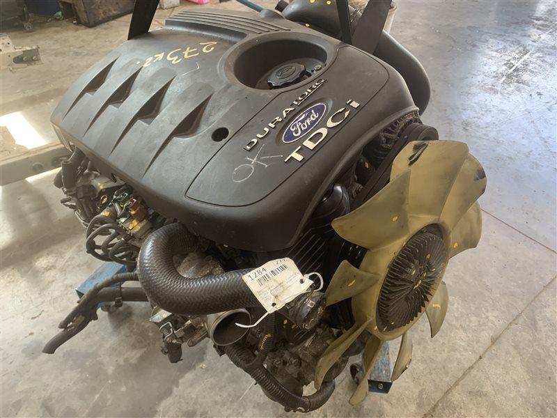 Двигатель Mazda Bt50 UN8F1 WLAA 2008 (б/у)