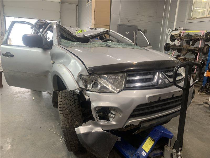 Авто на разбор Mitsubishi Pajero Sport Kh0 KH0 4D56 2014 (б/у)