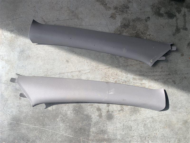 Обшивка лобовой стойки Mitsubishi Pajero Sport Kh0 KH0 4D56 2014 (б/у)