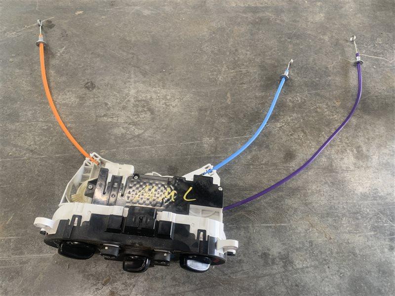 Блок управления климат контролем Mitsubishi Pajero Sport Kh0 KH0 4D56 2014 (б/у)