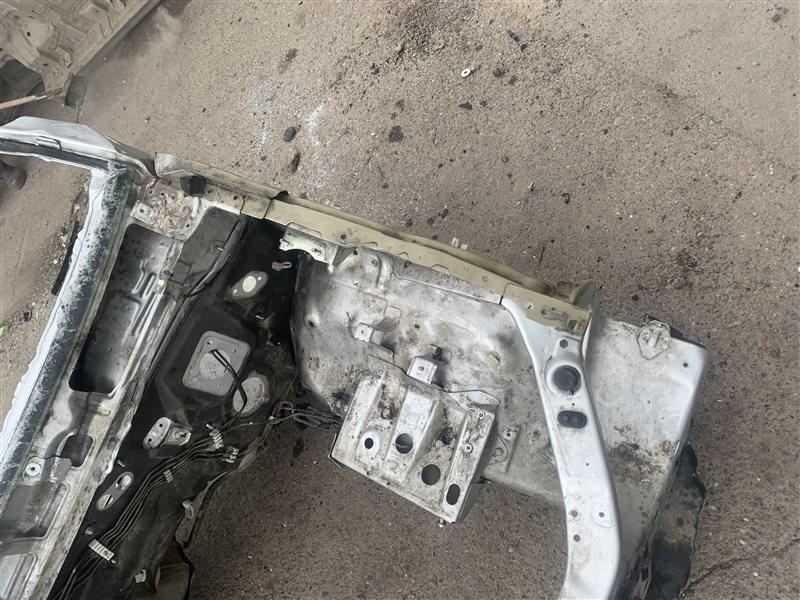 Лонжерон Mitsubishi Pajero Sport Kh0 KH0 4D56 2014 передний левый (б/у)