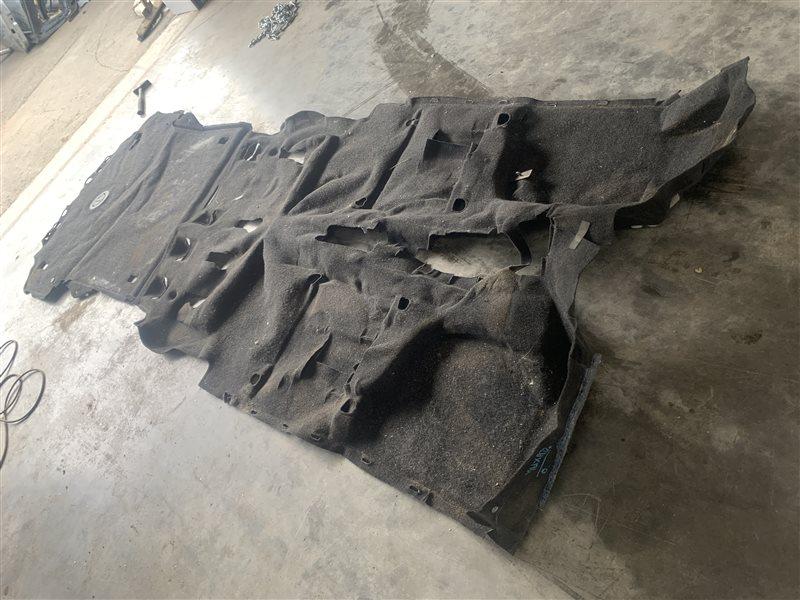 Ковровое покрытие Mitsubishi Pajero Sport Kh0 KH0 4D56 2014 (б/у)