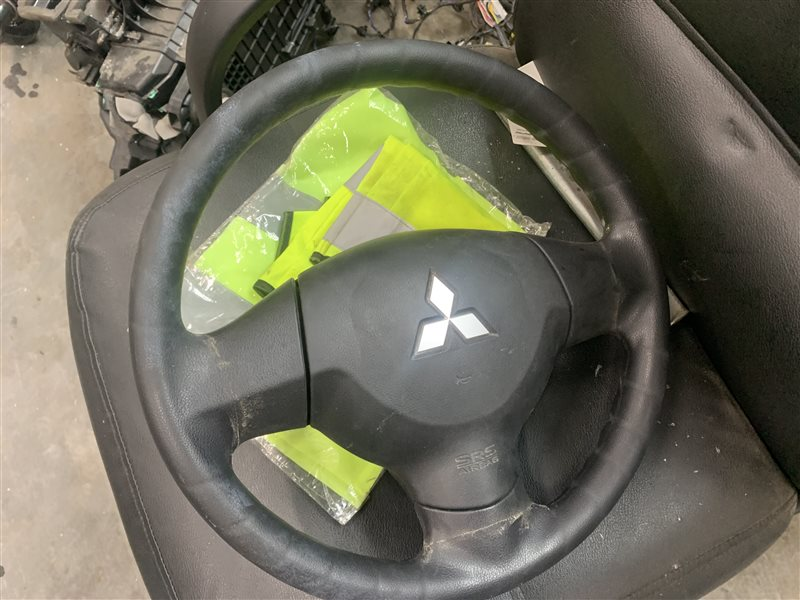 Руль Mitsubishi Pajero Sport Kh0 KH0 4D56 2014 (б/у)
