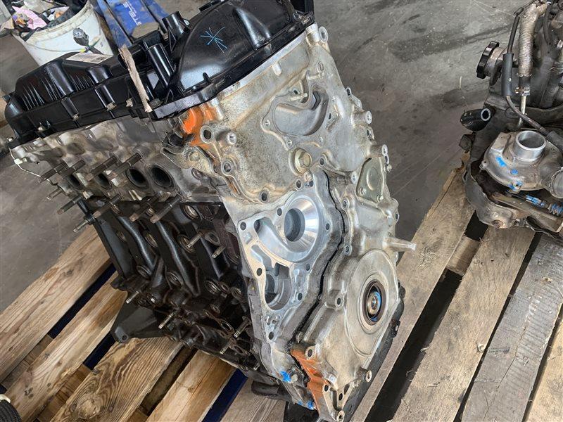 Двигатель Toyota Hilux Pick Up 2015-2020 GUN125L 2GD-FTV 2015 (б/у)