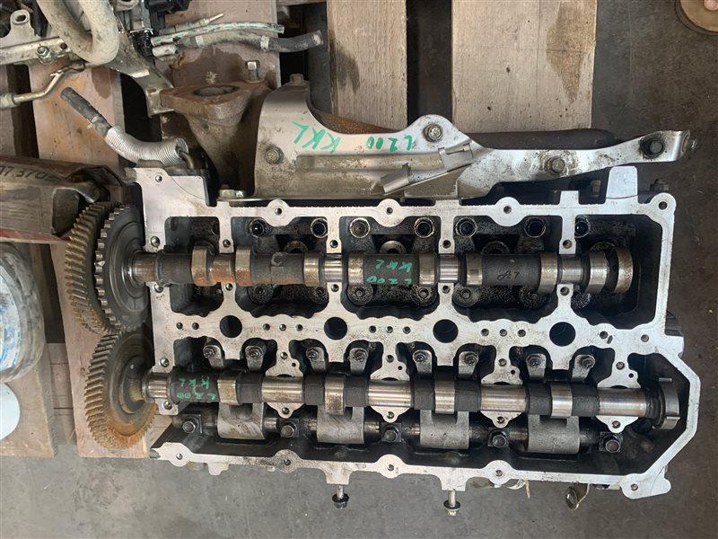 Головка блока цилиндров Mitsubishi L200 Kk/kl KK/KL 4N15 2018 (б/у)